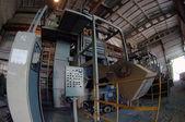 Industrial workshop — 图库照片