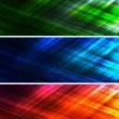 Abstract light shiny background - Stock Photo