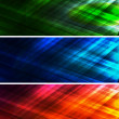 Royalty-Free Stock Photo: Abstract light shiny background