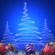 Christmas background — Stock Photo #4288697