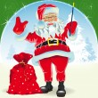 SantClaus — Vector de stock #4189264