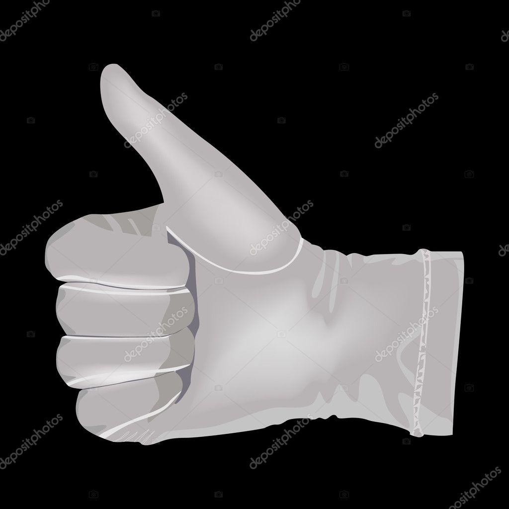 Перчатки для кистей 5