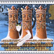 The three kings in the form of chimneys — Stock Photo #4473471