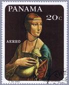 PANAMA - CIRCA 1967: postage stamp — Stock Photo
