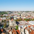 Panorama of a city Lvov -  