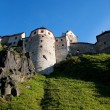 Castle Locked (Chezh Republic) - Stock Photo