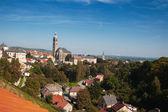 Panoramic of Prague (Czech republic) — Stock Photo