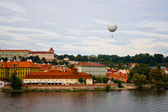 View from Charles Bridge. — Stock Photo