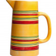 Stock Photo: Yellow pitcher