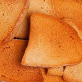 Fried toast — Stock Photo