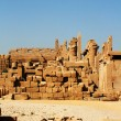 Old ruins of egypt — Stock Photo