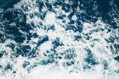 Sea foam textura — Stock Photo