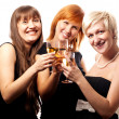 Girl's party — Stock Photo #4592901