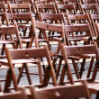Stock Photo: Pattern with chairs