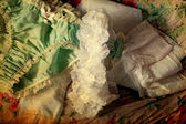 Sfondo girly vintage — Foto Stock