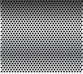 Metal grid background-vector.Metal texture. — Stock vektor