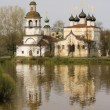 Dmitry Priluzky Church in Vologda (Russia) - Stock Photo