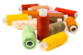 Group of spool of thread — Stock Photo