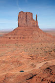 Monument Valley. — Stock Photo