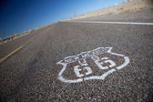 Route 66. — Stock Photo