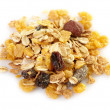 Stock Photo: Muesli macro