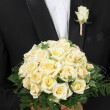 Wedding bouquet - Stock Photo