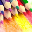 Colorful pencils — Stock Photo #4455678