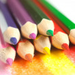 Colorful pencils — Stock Photo #4455692