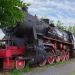 Old locomotive — Stock Photo #4306395