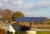 Solar power — Stock Photo