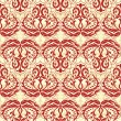 Seamless wallpaper pattern — Imagen vectorial