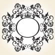 Royalty-Free Stock Vector: Vintage frame