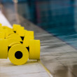 Equipment in the pool — Stock Photo #4755569