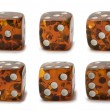 Dice set — Stock Photo #4517219