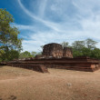 Stock Photo: Ancient Royal Palace ruins.