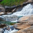 Athukadu Waterfall - Foto Stock