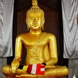 Buddha statue in temple - Foto Stock