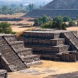 Stock Photo: TeotihuacPyramids.
