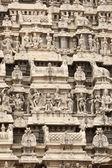 Tower (gopura) of Arunachaleswar Temple. — Stok fotoğraf