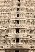 Tower of Arunachaleswar Temple. Tiruvannamalai, Tamil Nadu, Ind — Stock Photo