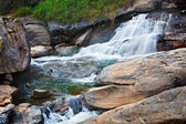 Athukadu Waterfall — Stock Photo