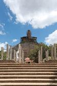 Abhayagiri dagoba — Stok fotoğraf