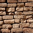 Ancient stone wall texture — Stock Photo #4520387