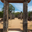 Passage in ancient ruins — Stock Photo #4520553