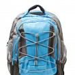 Stock Photo: Backpack isolated