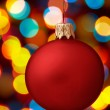 Christmas ornament — Stockfoto #4520786