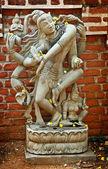 Shiva statue — Foto Stock