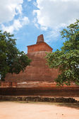 Jetavaranama dagoba (stupa). — Stock Photo