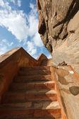 Stairs at Sigiriya — Stock Photo