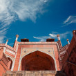 Humayun's Tomb, Delhi, India - Stock Photo